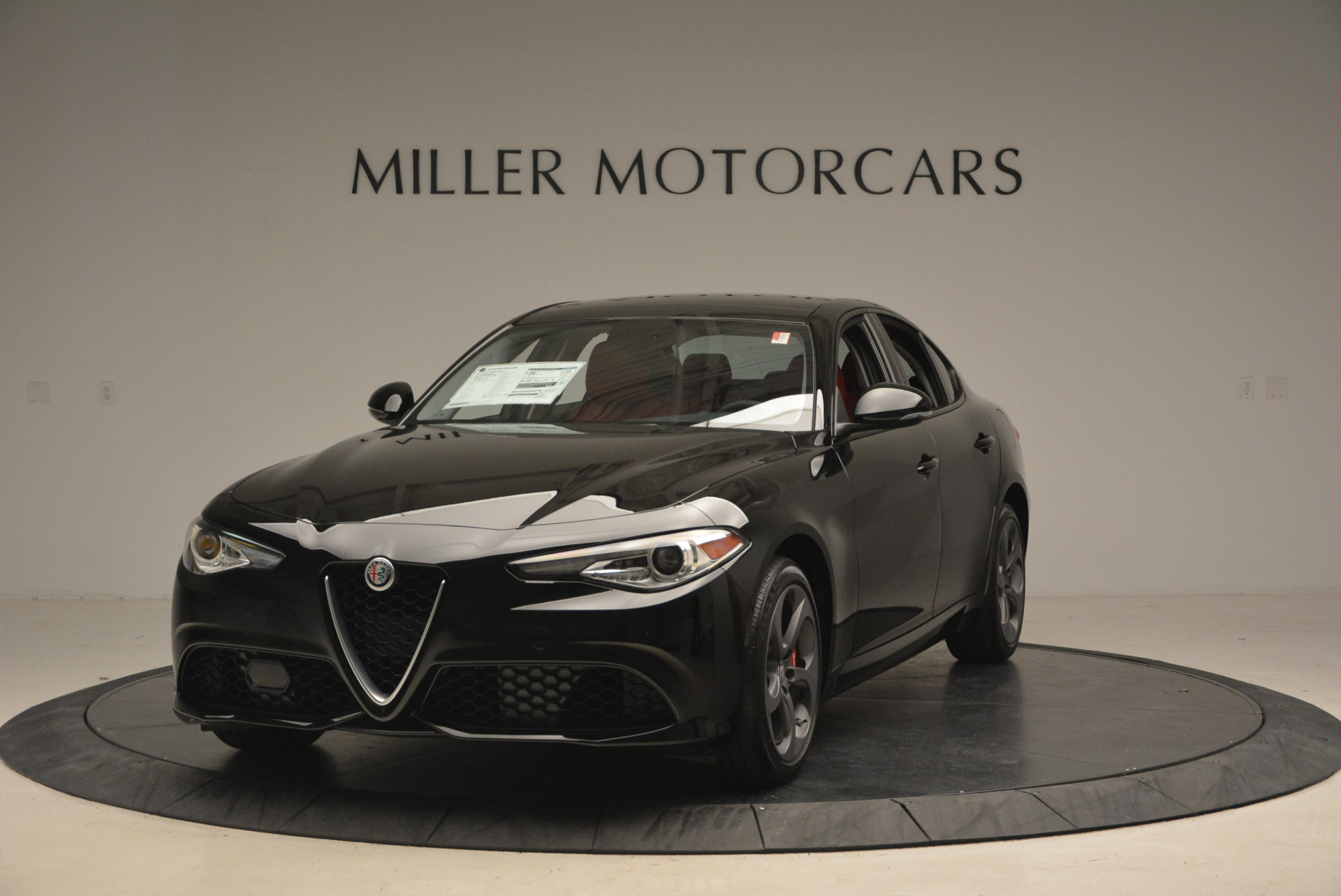 New 2017 Alfa Romeo Giulia Q4 for sale Sold at Alfa Romeo of Westport in Westport CT 06880 1