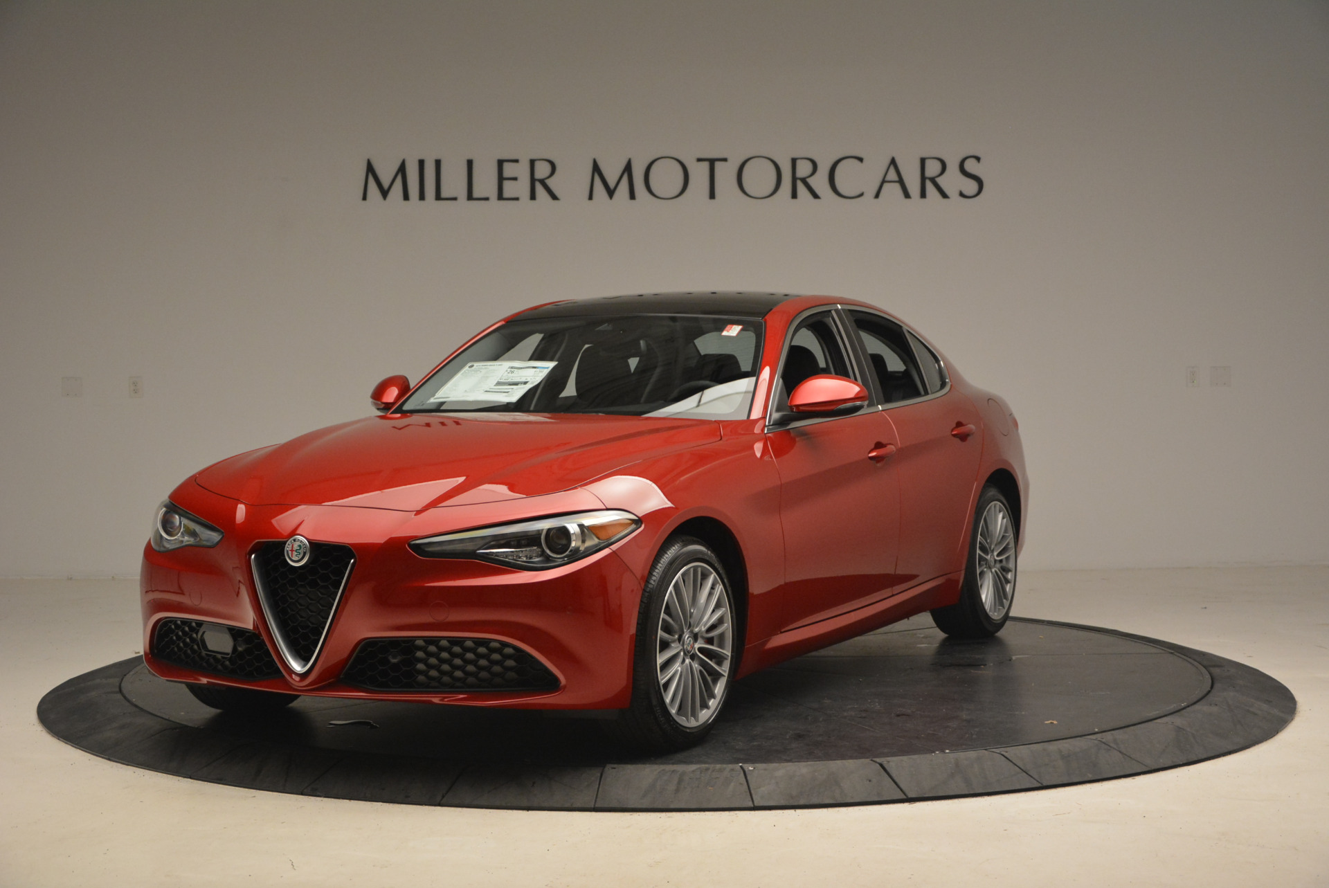 New 2017 Alfa Romeo Giulia Ti Q4 for sale Sold at Alfa Romeo of Westport in Westport CT 06880 1