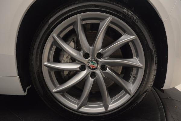 New 2017 Alfa Romeo Giulia Q4 for sale Sold at Alfa Romeo of Westport in Westport CT 06880 25