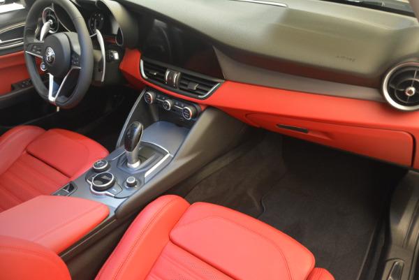 New 2017 Alfa Romeo Giulia Ti Q4 for sale Sold at Alfa Romeo of Westport in Westport CT 06880 19
