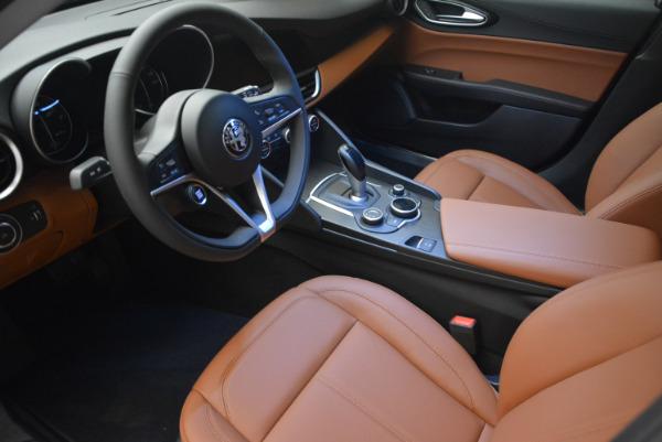 New 2017 Alfa Romeo Giulia Q4 for sale Sold at Alfa Romeo of Westport in Westport CT 06880 11