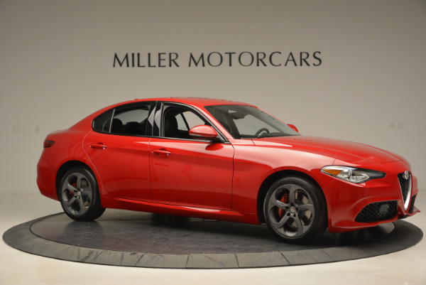 New 2017 Alfa Romeo Giulia Sport Q4 for sale Sold at Alfa Romeo of Westport in Westport CT 06880 10