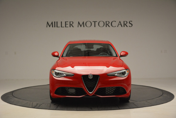 New 2017 Alfa Romeo Giulia Sport Q4 for sale Sold at Alfa Romeo of Westport in Westport CT 06880 12