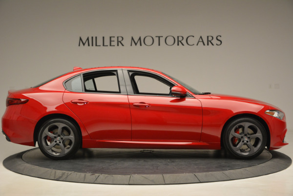 New 2017 Alfa Romeo Giulia Sport Q4 for sale Sold at Alfa Romeo of Westport in Westport CT 06880 9