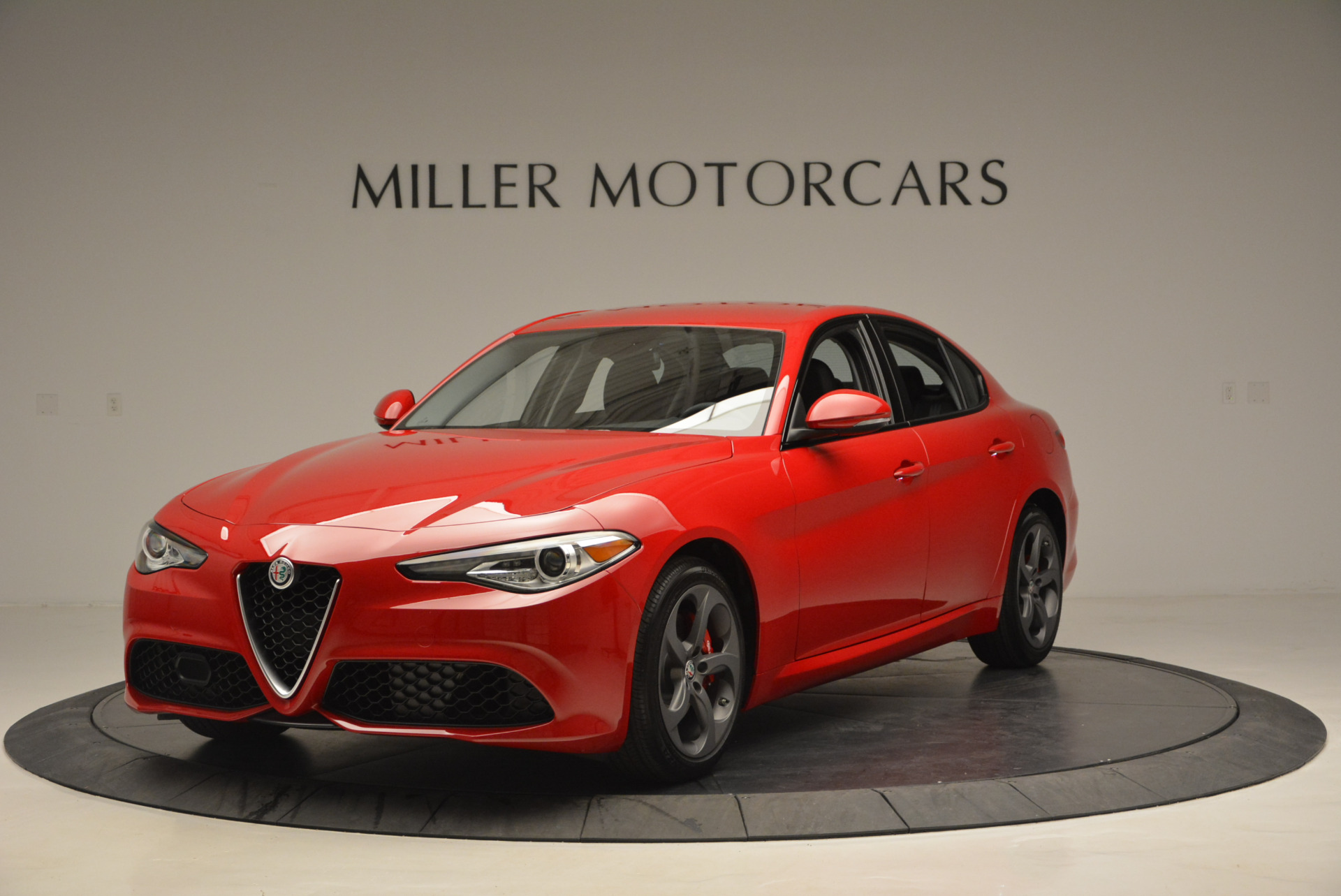 New 2017 Alfa Romeo Giulia Sport Q4 for sale Sold at Alfa Romeo of Westport in Westport CT 06880 1