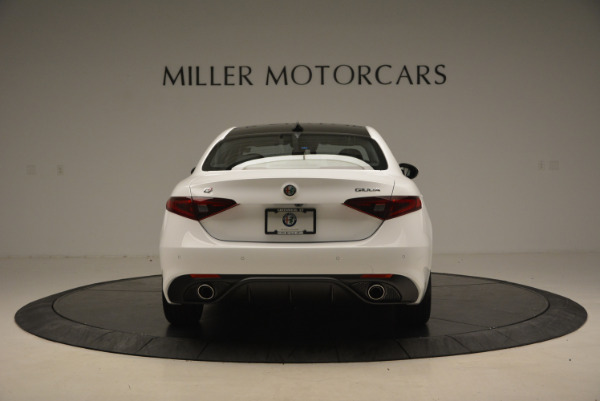 New 2017 Alfa Romeo Giulia Ti Sport Q4 for sale Sold at Alfa Romeo of Westport in Westport CT 06880 6