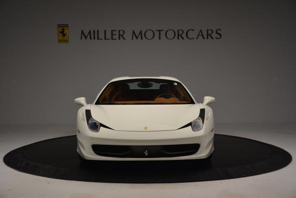 Used 2012 Ferrari 458 Spider for sale Sold at Alfa Romeo of Westport in Westport CT 06880 24