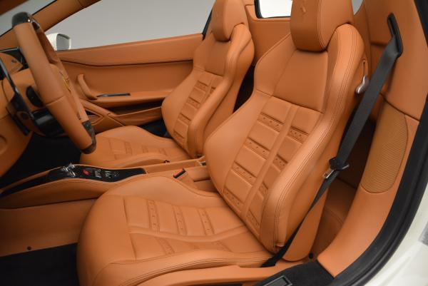 Used 2012 Ferrari 458 Spider for sale Sold at Alfa Romeo of Westport in Westport CT 06880 27