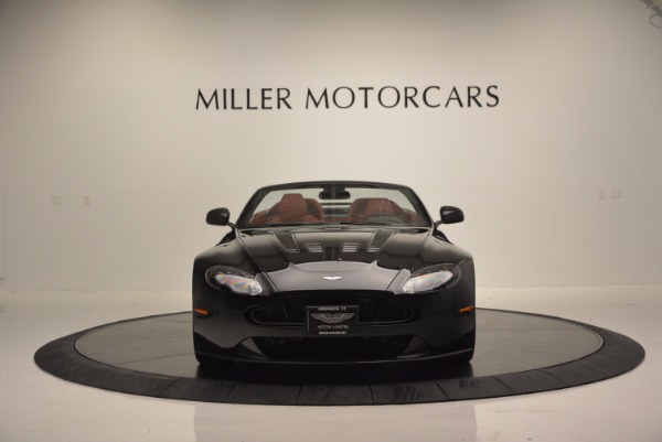 Used 2015 Aston Martin V12 Vantage S Roadster for sale Sold at Alfa Romeo of Westport in Westport CT 06880 12