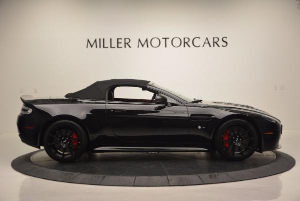 Used 2015 Aston Martin V12 Vantage S Roadster for sale Sold at Alfa Romeo of Westport in Westport CT 06880 15