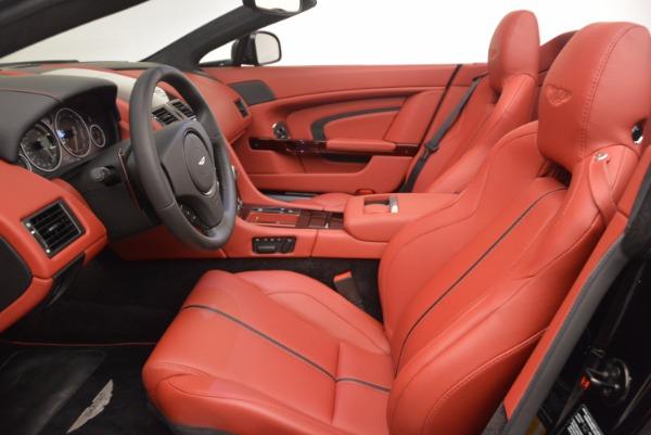 Used 2015 Aston Martin V12 Vantage S Roadster for sale Sold at Alfa Romeo of Westport in Westport CT 06880 20