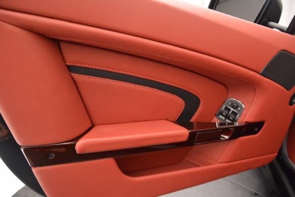 Used 2015 Aston Martin V12 Vantage S Roadster for sale Sold at Alfa Romeo of Westport in Westport CT 06880 23