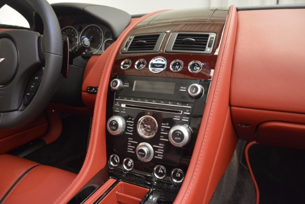 Used 2015 Aston Martin V12 Vantage S Roadster for sale Sold at Alfa Romeo of Westport in Westport CT 06880 25