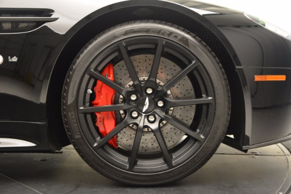 Used 2015 Aston Martin V12 Vantage S Roadster for sale Sold at Alfa Romeo of Westport in Westport CT 06880 26
