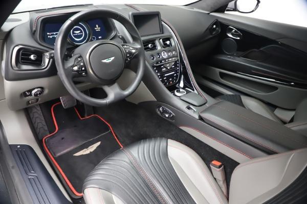 Used 2017 Aston Martin DB11 V12 for sale $149,900 at Alfa Romeo of Westport in Westport CT 06880 13