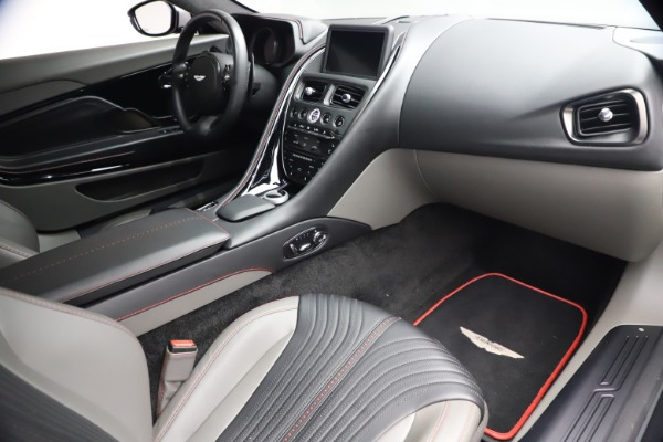 Used 2017 Aston Martin DB11 V12 for sale $149,900 at Alfa Romeo of Westport in Westport CT 06880 18