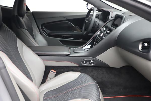 Used 2017 Aston Martin DB11 V12 for sale $149,900 at Alfa Romeo of Westport in Westport CT 06880 19