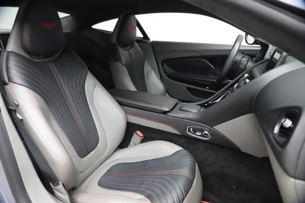 Used 2017 Aston Martin DB11 V12 for sale $149,900 at Alfa Romeo of Westport in Westport CT 06880 20