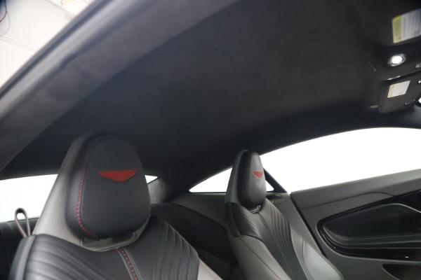 Used 2017 Aston Martin DB11 V12 for sale $149,900 at Alfa Romeo of Westport in Westport CT 06880 21