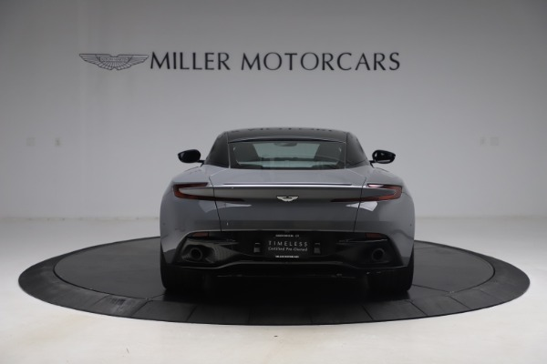 Used 2017 Aston Martin DB11 V12 for sale $149,900 at Alfa Romeo of Westport in Westport CT 06880 5