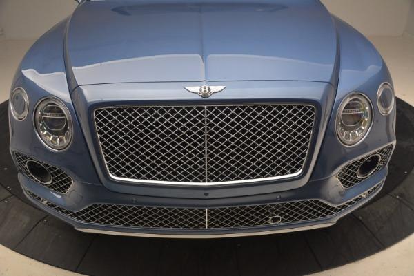 New 2018 Bentley Bentayga for sale Sold at Alfa Romeo of Westport in Westport CT 06880 13