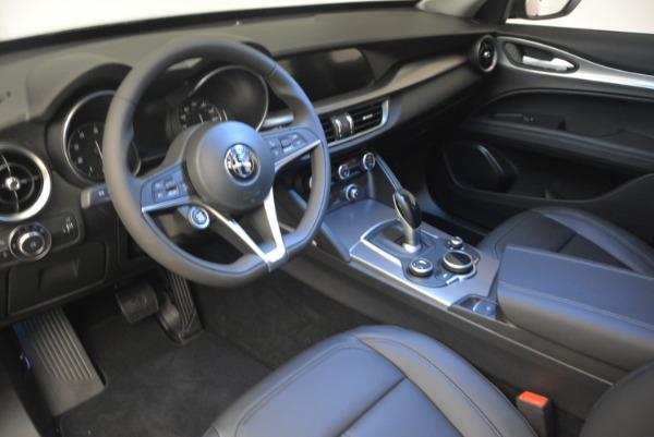 New 2018 Alfa Romeo Stelvio Q4 for sale Sold at Alfa Romeo of Westport in Westport CT 06880 15
