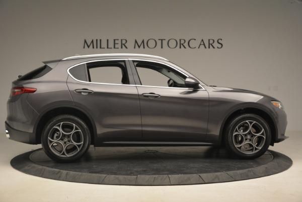 New 2018 Alfa Romeo Stelvio Q4 for sale Sold at Alfa Romeo of Westport in Westport CT 06880 9