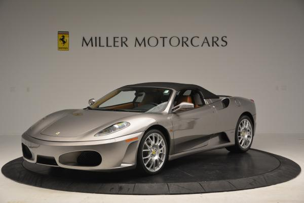 Used 2005 Ferrari F430 Spider 6-Speed Manual for sale Sold at Alfa Romeo of Westport in Westport CT 06880 13