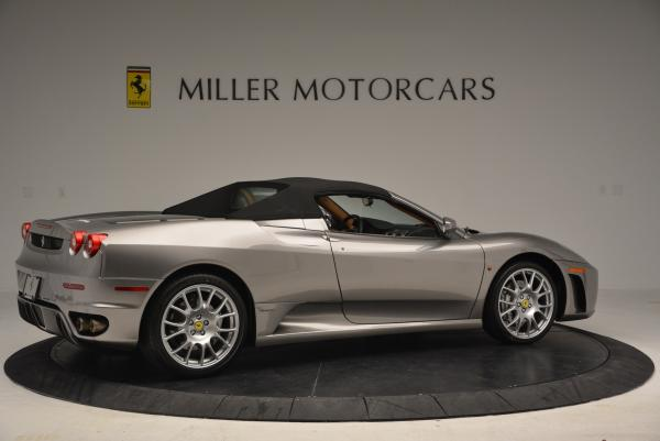Used 2005 Ferrari F430 Spider 6-Speed Manual for sale Sold at Alfa Romeo of Westport in Westport CT 06880 20