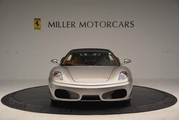 Used 2005 Ferrari F430 Spider 6-Speed Manual for sale Sold at Alfa Romeo of Westport in Westport CT 06880 24