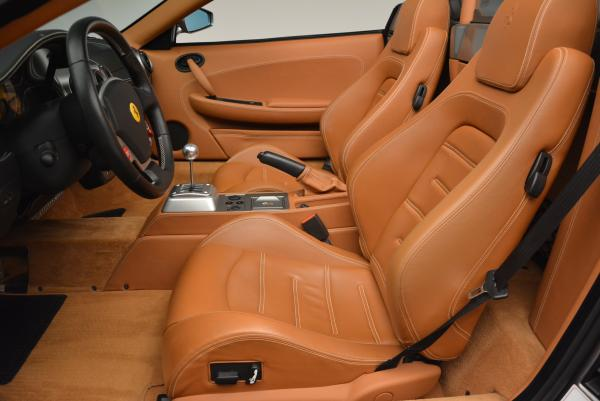 Used 2005 Ferrari F430 Spider 6-Speed Manual for sale Sold at Alfa Romeo of Westport in Westport CT 06880 26