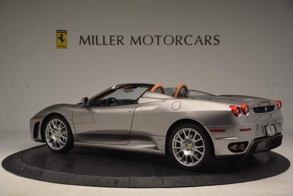 Used 2005 Ferrari F430 Spider 6-Speed Manual for sale Sold at Alfa Romeo of Westport in Westport CT 06880 4