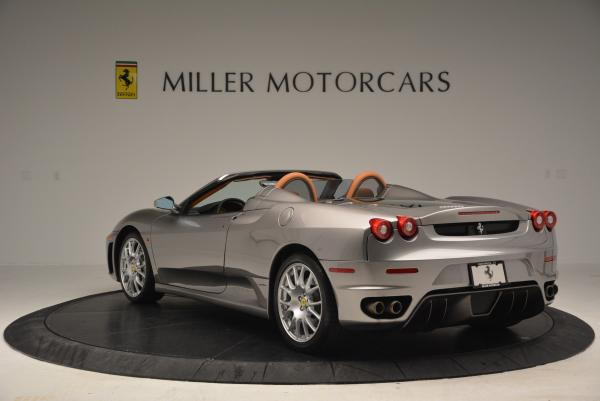 Used 2005 Ferrari F430 Spider 6-Speed Manual for sale Sold at Alfa Romeo of Westport in Westport CT 06880 5