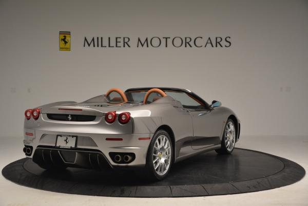 Used 2005 Ferrari F430 Spider 6-Speed Manual for sale Sold at Alfa Romeo of Westport in Westport CT 06880 7