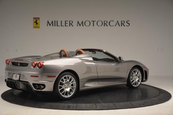 Used 2005 Ferrari F430 Spider 6-Speed Manual for sale Sold at Alfa Romeo of Westport in Westport CT 06880 8