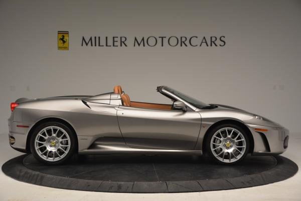 Used 2005 Ferrari F430 Spider 6-Speed Manual for sale Sold at Alfa Romeo of Westport in Westport CT 06880 9