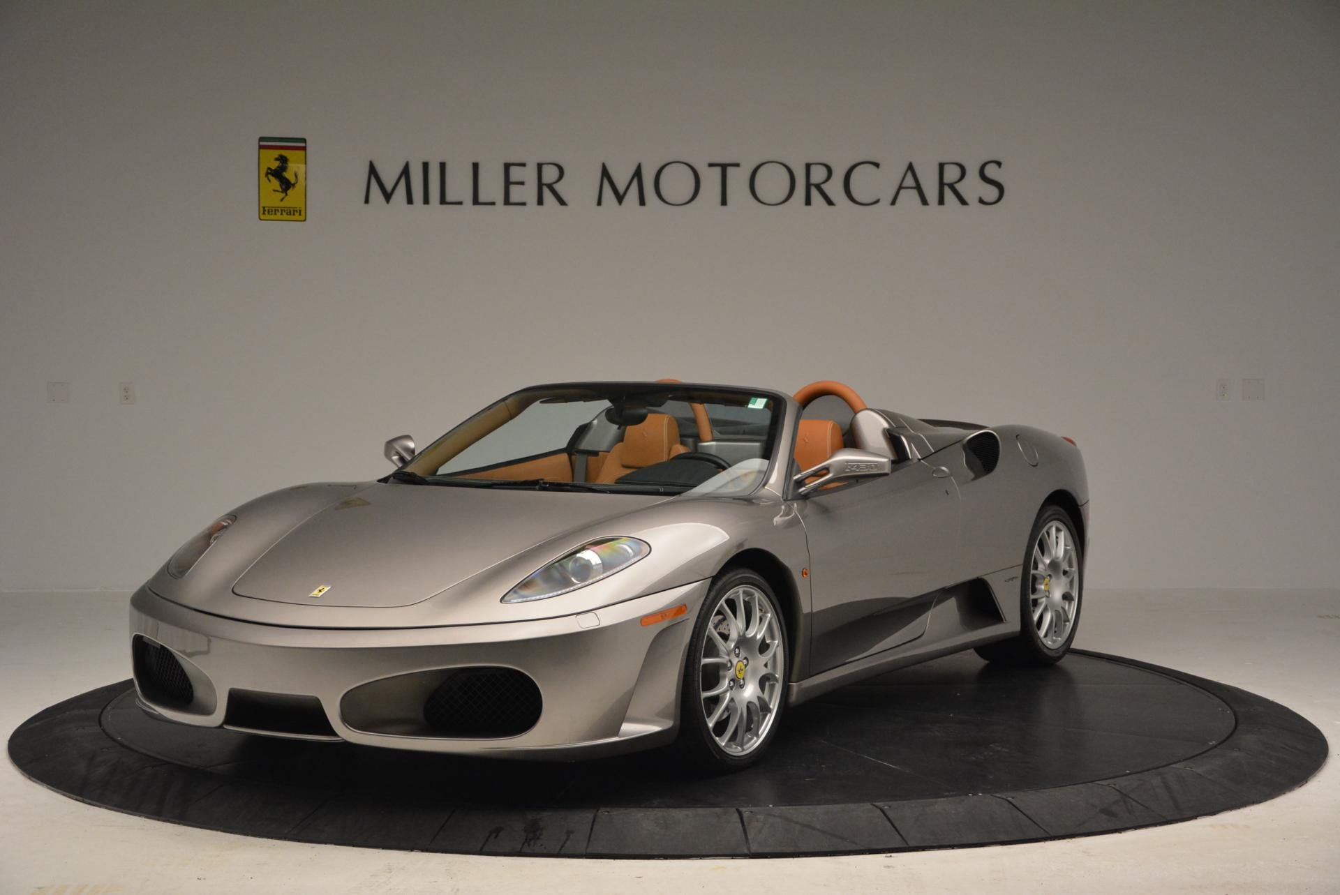 Used 2005 Ferrari F430 Spider 6-Speed Manual for sale Sold at Alfa Romeo of Westport in Westport CT 06880 1