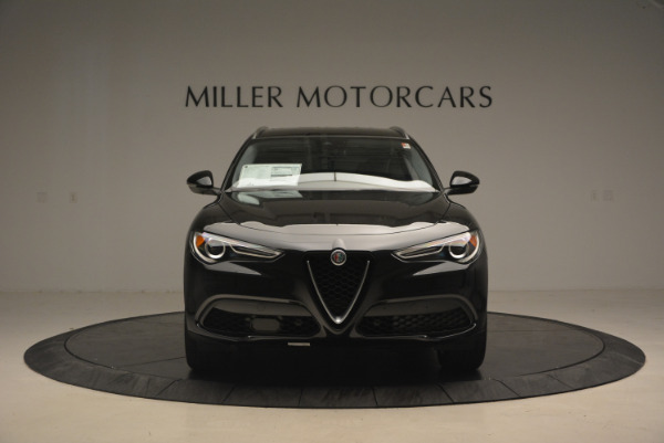 New 2018 Alfa Romeo Stelvio Ti Q4 for sale Sold at Alfa Romeo of Westport in Westport CT 06880 11