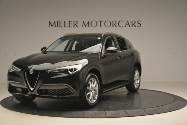 New 2018 Alfa Romeo Stelvio Ti Q4 for sale Sold at Alfa Romeo of Westport in Westport CT 06880 12