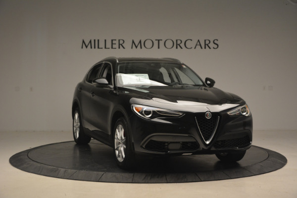 New 2018 Alfa Romeo Stelvio Ti Q4 for sale Sold at Alfa Romeo of Westport in Westport CT 06880 11
