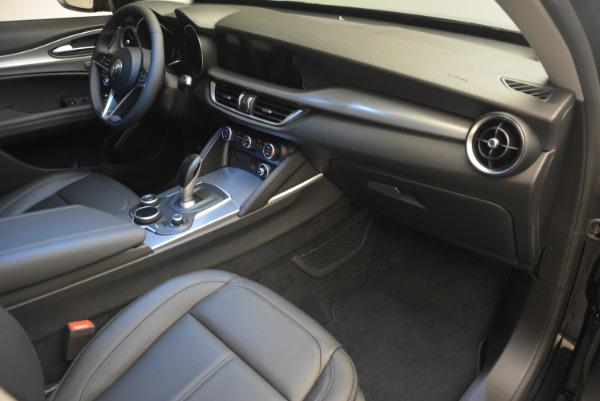 New 2018 Alfa Romeo Stelvio Ti Q4 for sale Sold at Alfa Romeo of Westport in Westport CT 06880 18