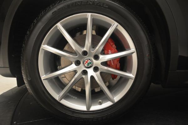 New 2018 Alfa Romeo Stelvio Ti Q4 for sale Sold at Alfa Romeo of Westport in Westport CT 06880 26