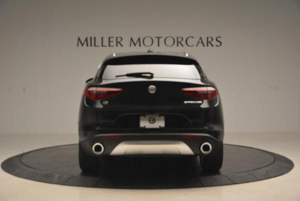 New 2018 Alfa Romeo Stelvio Ti Q4 for sale Sold at Alfa Romeo of Westport in Westport CT 06880 6