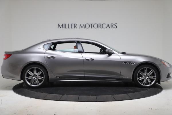 Used 2017 Maserati Quattroporte SQ4 GranLusso/ Zegna for sale $62,900 at Alfa Romeo of Westport in Westport CT 06880 9