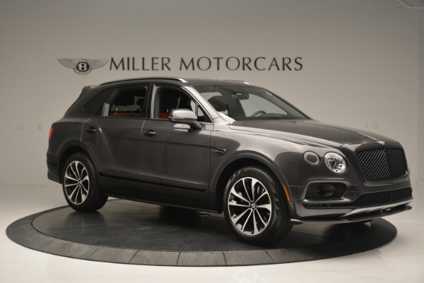Used 2018 Bentley Bentayga W12 Signature for sale Sold at Alfa Romeo of Westport in Westport CT 06880 10