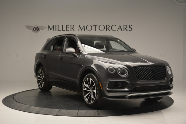 Used 2018 Bentley Bentayga W12 Signature for sale Sold at Alfa Romeo of Westport in Westport CT 06880 11