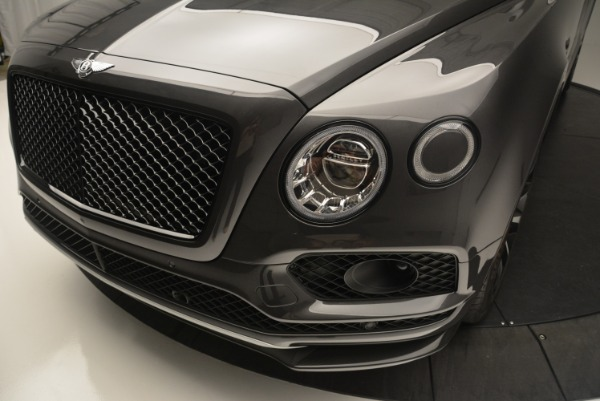 Used 2018 Bentley Bentayga W12 Signature for sale Sold at Alfa Romeo of Westport in Westport CT 06880 15