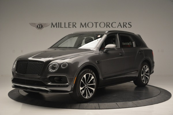 Used 2018 Bentley Bentayga W12 Signature for sale Sold at Alfa Romeo of Westport in Westport CT 06880 2