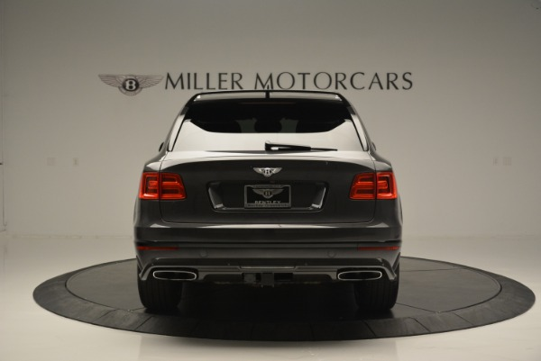 Used 2018 Bentley Bentayga W12 Signature for sale Sold at Alfa Romeo of Westport in Westport CT 06880 6