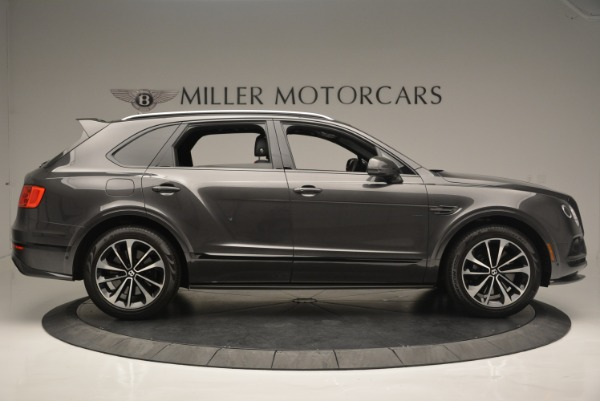Used 2018 Bentley Bentayga W12 Signature for sale Sold at Alfa Romeo of Westport in Westport CT 06880 9
